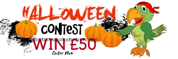 Halloween Parrot Picture Competition