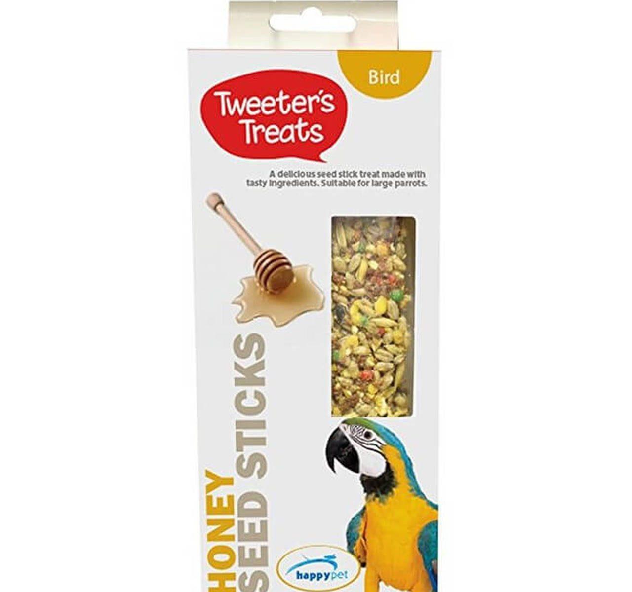 Tweeter's Parrot Treats Honey